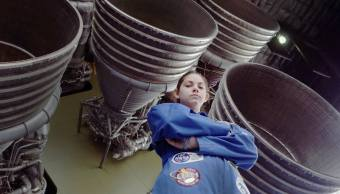 Alyssa Carson Adolescente Visitar Marte, Viaje A Marte, Alyssa Carson, Astronauta Adolescente, Astronauta, NASA