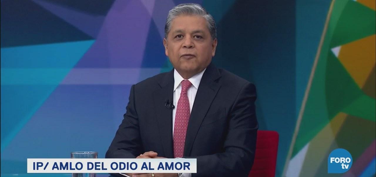 AMLO odio amor Luis Miguel González, Enrique Quintana,