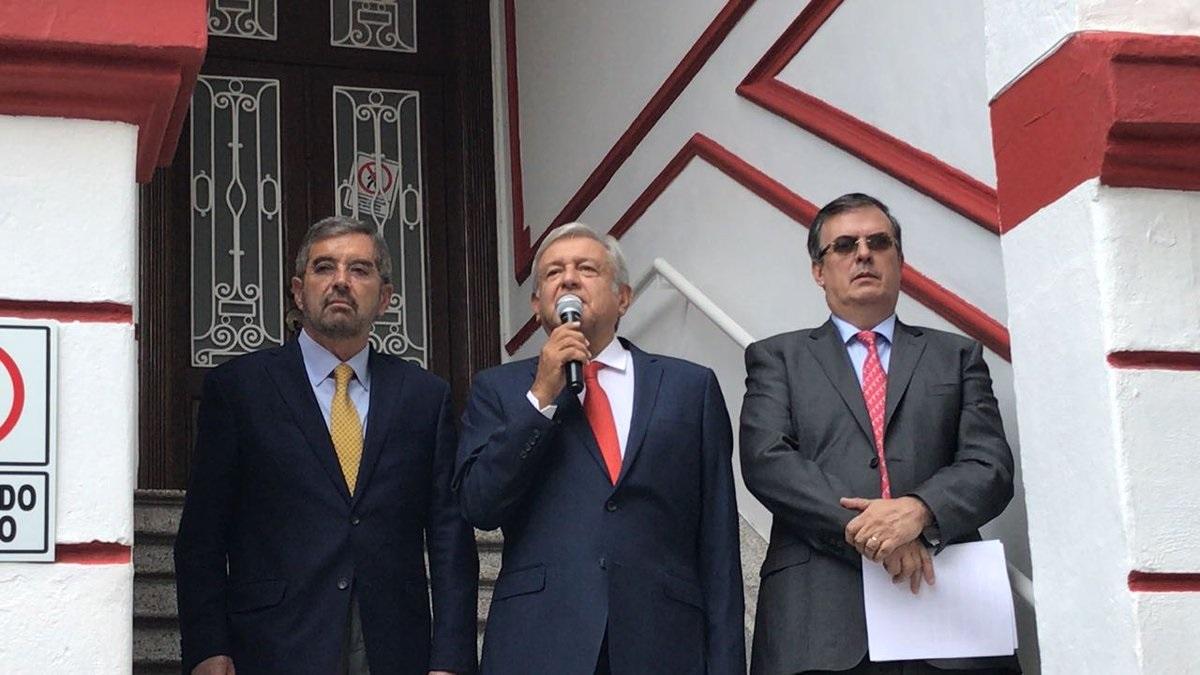 Juan Ramón de la Fuente, embajador de México ante la ONU