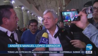 AMLO regresa a CDMX