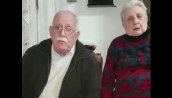 Ancianos Ofrecen Jubilación A Cambio Perrita Robada, Ana Eduardo Mar Del Plata, Recompensa Perrita Robada, Mar Del Plata, Argentina
