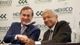 López Obrador: Hay confianza mutua, entre empresarios y nuevo Gobierno