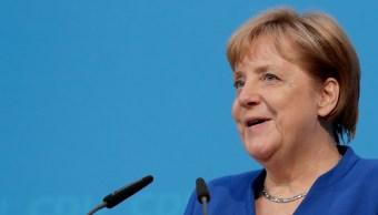 Angela Merkel Canciller Alemania México Andrés Manuel López Obrador