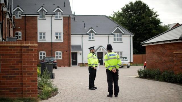 Reportan dos personas graves por sustancia en Inglaterra