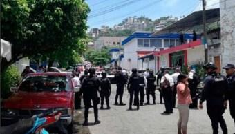 Atacan instalaciones Fiscalía Acapulco; hay un muerto