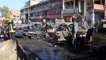 Suman 82 muertos Afganistán tras fin de tregua con talibanes