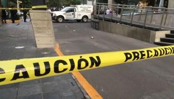 Asesinan a balazos extranjera taquería en Lomas Chapultepec
