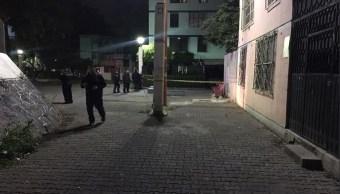 Balacera en Tlalnepantla deja un muerto y un herido