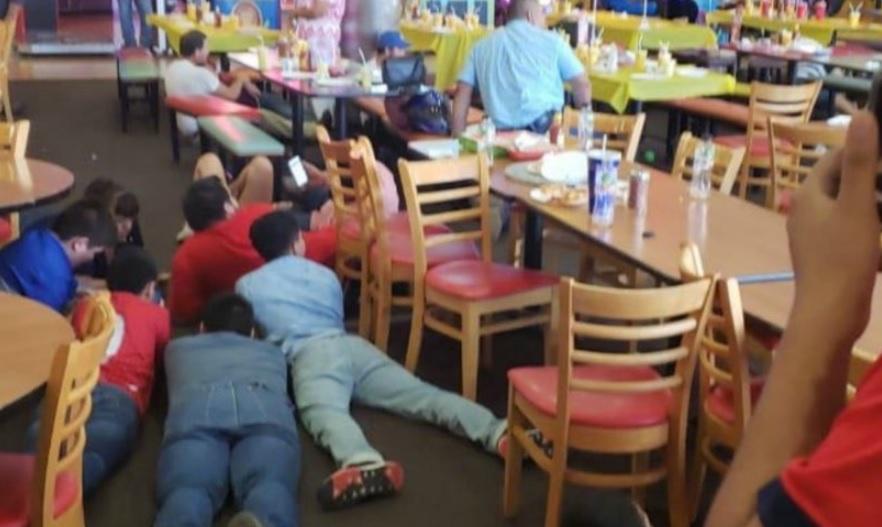 Balacera en Nuevo Laredo, Tamaulipas, deja 5 heridos