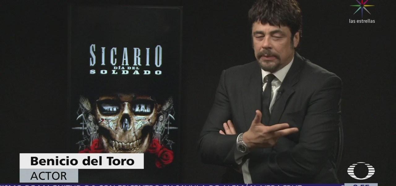 Benicio de Toro, un líder de la actuación