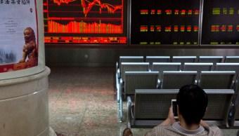 Bolsas de China lideran repunte, Tokio recupera pérdidas