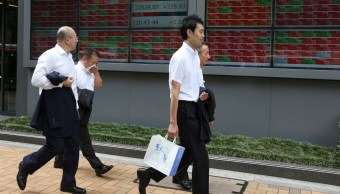 Bolsas de China y Japón extienden alza, Nikkei avanza 0.7%