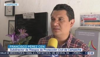 Calor Campeche Alcanza 45 Grados Sensación Térmica