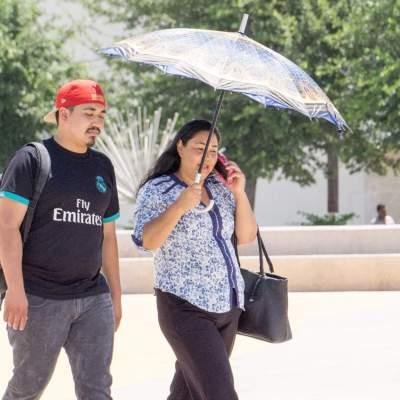 Canícula provoca temperaturas superiores a 40 grados en Oaxaca