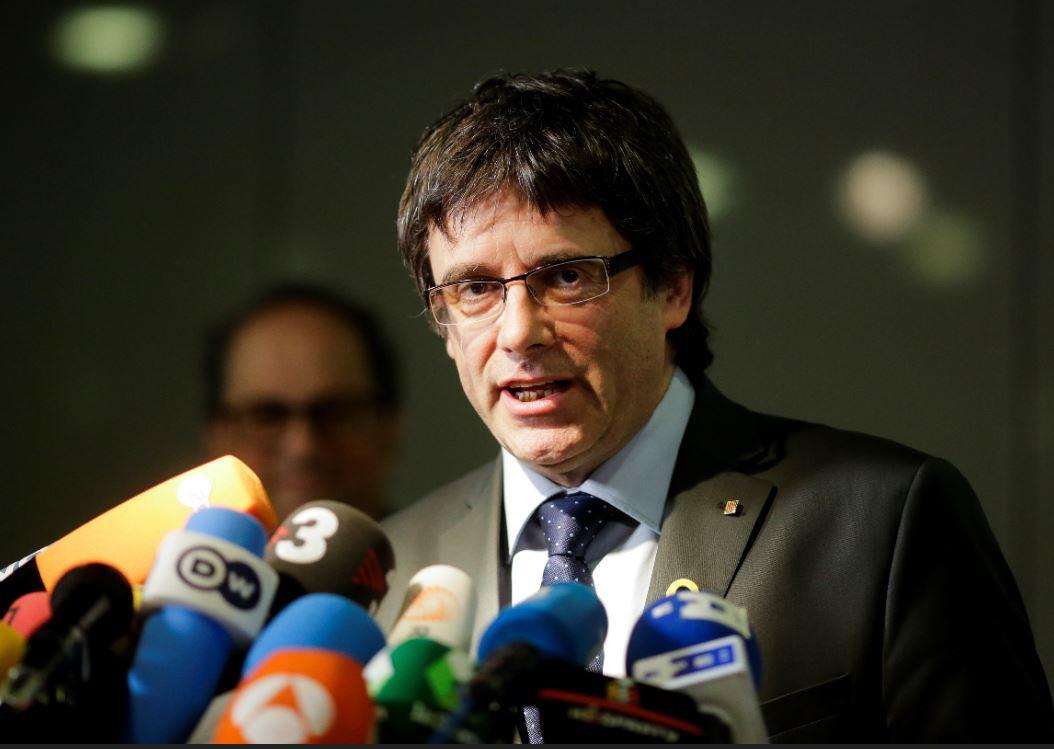 Llarena rechaza la extradición de Puigdemont solo por malversación