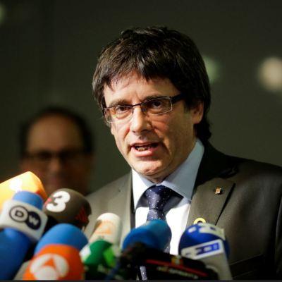 Justicia alemana cierra el proceso y deja en libertad a Puigdemont