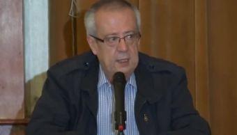 Carlos Urzúa adelanta nuevo plan económico de AMLO