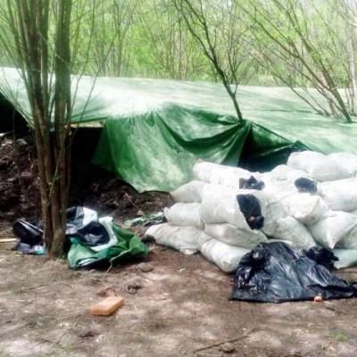 Investigan laboratorio clandestino asegurado en Culiacán, Sinaloa