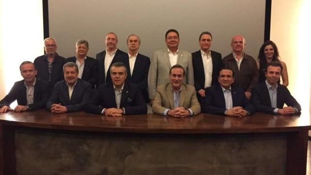 CCE ofrece AMLO trabajar juntos México