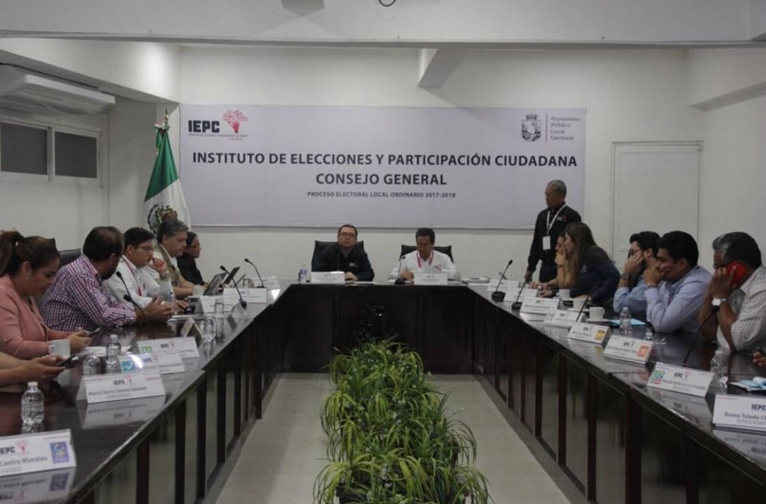 Ejército resguarda cómputo de actas electorales en Chiapas
