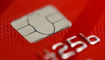 Tarjeta Bancaria Huella Datos Biométricos Gerente