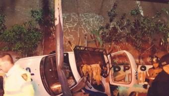 Mueren 2 mujeres en accidente vial en Iztapalapa, CDMX