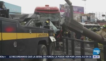 Choque Metrobús Deja 22 Lesionados Cdmx