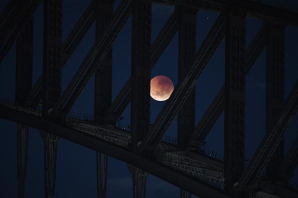 El Eclipse total de Luna más largo del siglo XXI — EN VIVO