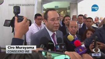 Ciro Murayama México Tiene Genuina Jornada Democrática