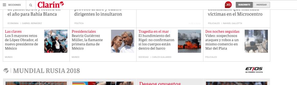 Clarín-AMLO-Lopez-Obrador