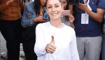 Sheinbaum prepara reunión con Amieva; alistan la transición