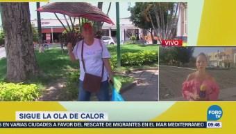 Altas Temperaturas Afectan Sonora Colima