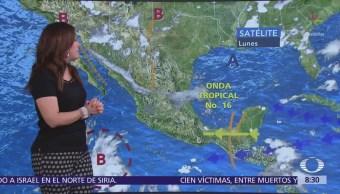 Clima Al Aire: Pronostican vientos en Coahuila, Nuevo León y Tamaulipas