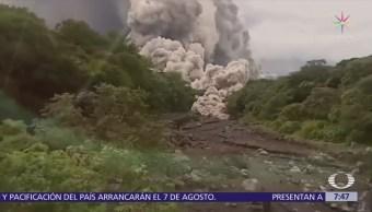 Cómo se recupera Guatemala de la erupción del Volcán de Fuego