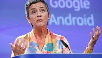 UE impone Google multa récord 5 mil mdd por Android