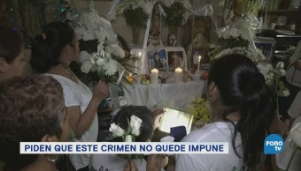 Comunidad mexicana en Nueva York pide justicia