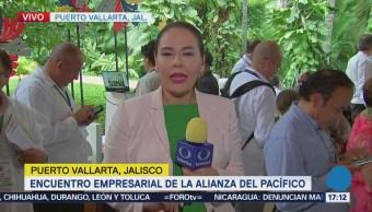 Concluye Encuentro Empresarial Alianza Pacífico