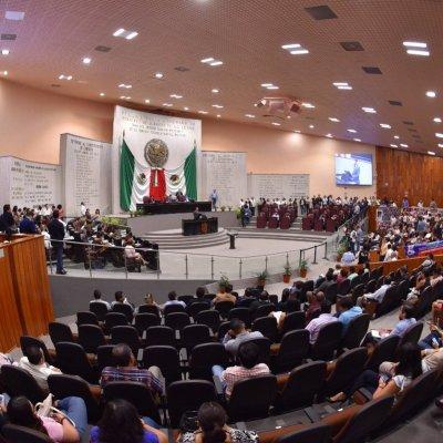 Congreso de Veracruz designa a Marcos Torres Zamudio como fiscal Anticorrupción
