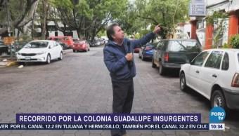 Conozca la historia de la colonia Guadalupe Insurgentes