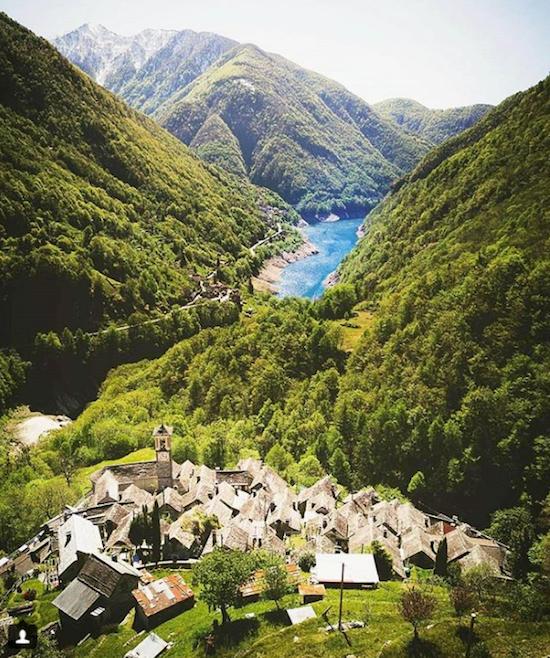 Convertirán en hotel al pueblo más pequeño de Suiza