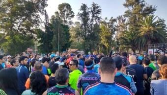Vigilarán 230 policías el Medio Maratón de la CDMX