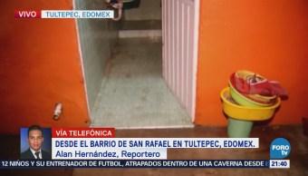 Corrientes Agua Lluvia Tultepec Edomex