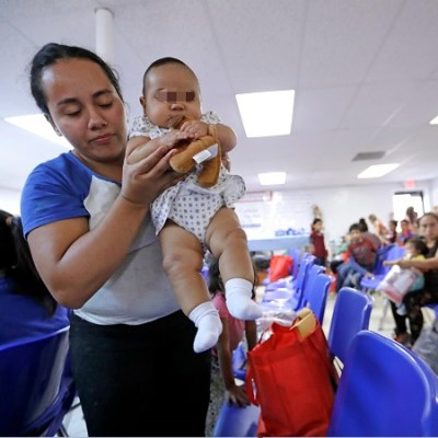 Cortes migratorias de Estados Unidos han citado a 70 bebés en nueve meses