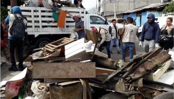 CDMX enfrenta crisis de basura por falta de educación cívica