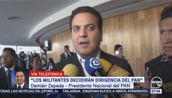 Damián Zepeda: PAN será una oposición firme, pero constructiva