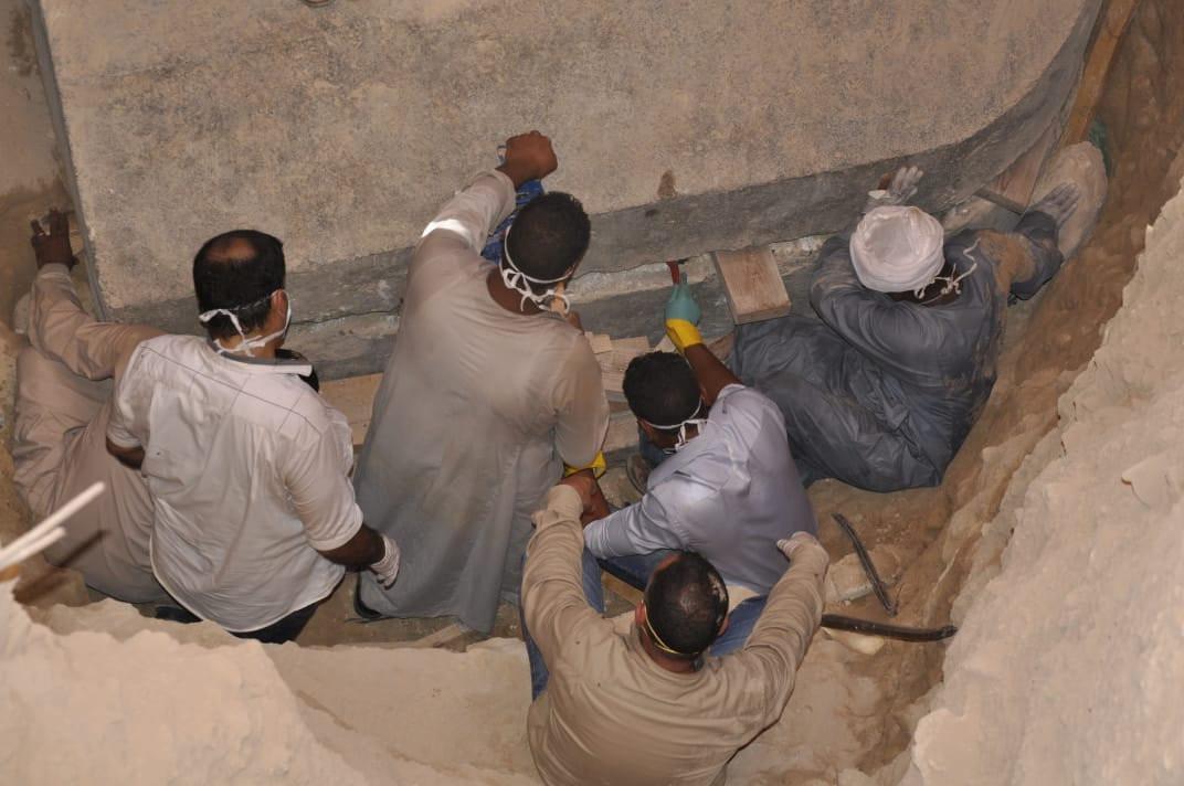 Apareció un sarcófago de 2.000 años que podría ser de Alejandro Magno