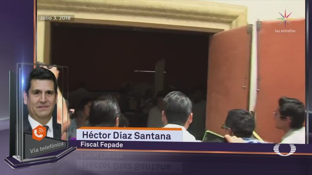 Denise Maerker Entrevista Héctor Díaz Santana