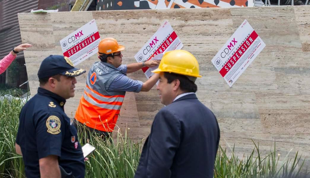 Sheinbaum pide Amieva no dar nuevos permisos construcción
