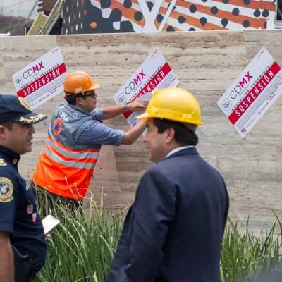 Sheinbaum pide a Amieva no otorgar nuevos permisos de construcción