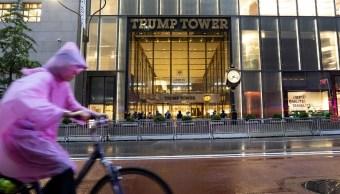 Descartan peligro investigar paquetes sospechosos Torre Trump NY